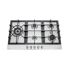 kitchen the stylish 30 inch stainless steel gas cooktop with