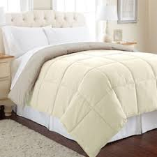 Home Design Down Alternative Full Queen Comforter Down Alternative Comforters Kohl U0027s