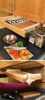 Cabinet Storage Ideas Best 25 Knife Storage Ideas On Pinterest Magnetic Knife Blocks
