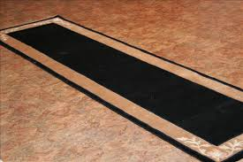 Black White Runner Rug Black Runner Rugs For Hallway Roselawnlutheran