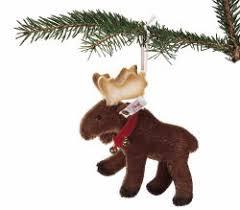 steiff moose ornament ean 668043