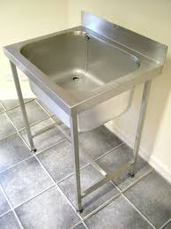 Belfast Sink In Bathroom Stainless Design Services Ltd Belfast Sink