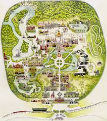 Map Of Walt Disney World by A Map Of The World U2014 Sean Adams