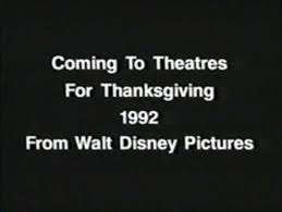 walt disney thanksgiving image walt disney studios home entertainment buena vista coming