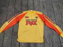 vintage motocross jersey fox jersey old moto motocross forums message boards