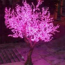 led lighted artificial cherry blossom trees buy artificial