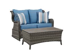 Teal Sofa Set by Abbots Court Sofa Set