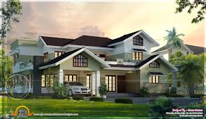 beautiful house in twilight view kerala home design and floor plans