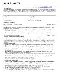 Sample Resume Promotion by Resume Promotion Best Free Resume Collection