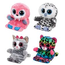 ty peek boos phone holder bbtoystore toys plush