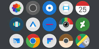 android icon pack new icon packs for android may 2016