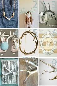 deer antler home decor diy deer antler home decor gpfarmasi 1ca3710a02e6