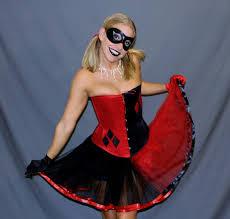 halloween corset harley quinn costume luxury harley quinn halloween costume