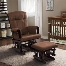 Rocking Chair Recliner For Nursery by Dorel Living Baby Relax Glider Rocker U0026 Ottoman Espresso