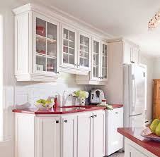armoire pour cuisine armoires cuisine décor brune de