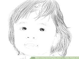 how to draw something beautiful from a poster picture e g