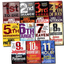 patterson womens murder club collection 11 books