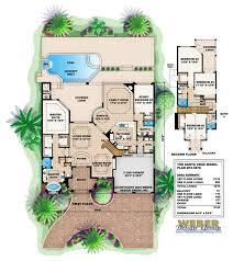 santa cruz home plan weber design group naples fl