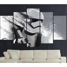 stormtrooper 5 piece canvas limited edition oneshopexpress com star wars rebels