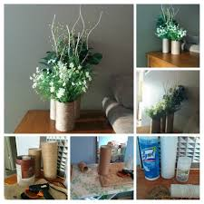 diy home decor the sticks are from rona everything else if from