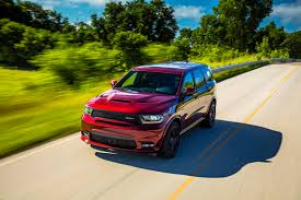 suv dodge 2018 durango the dodge charger of the suv segment get off the