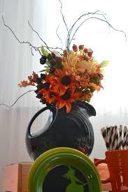 halloween floral centerpieces halloween fiesta dinnerware always festive