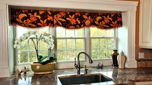 Window Treatment Valance Ideas Valances For Kitchen Modern Interesting Interior Home Design Ideas