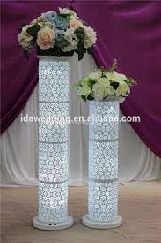 used wedding decorations wedding decoration flower stand flower stand for wedding white