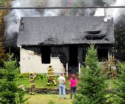 fire ravages lakeview drive home in south china centralmaine com a couple watches as firefighters extinguish a blaze that destroyed the home at 231 lakeview drive