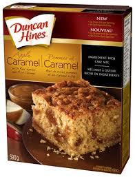duncan hines apple caramel cake mix walmart canada