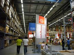 100 ikea pick up point large companies operate with a
