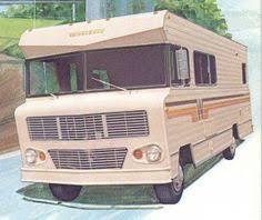 1977 winnebago chieftain 2500 winnebago pinterest html