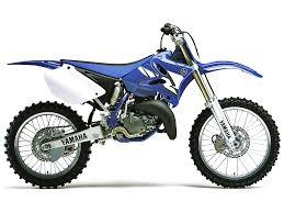2003 Yamaha Yz125 2003 2ri De