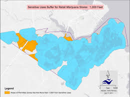 Portland Me Map by South Portland Proposal Would Greatly Limit Sites For Marijuana