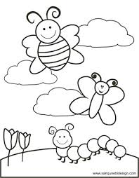 spring coloring sheets springtime coloring sheets futurities info