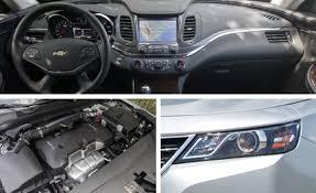 2007 Chevy Impala Interior Impala Lt