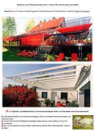 Bad Friedrichshall Markisen Terrassenüberdachung Für Bad Friedrichshall