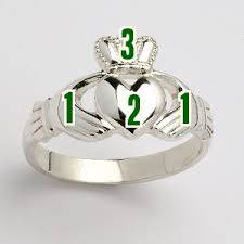 claddagh ring meaning single taken what your claddagh ring secretly says about you