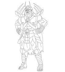 free coloring pages of mortal kombat scorpion 13620