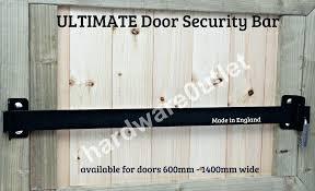 Security Bars For Patio Doors Loading Zoom Garage Door Bar Locks Sliding Door Lock Bar Amazon