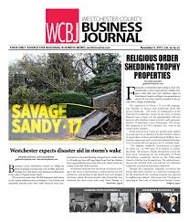 westchester county business journal 11 05 2012 issue by wag