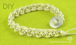 bracelet clasps diy images Easy bracelet with beads and button clasp tutorial jewelry jpg