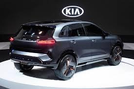 honda urban ev concept due ces 2018 kia niro ev concept car body design