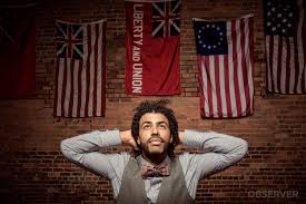 founding father u0027hamilton u0027 star daveed diggs on being in the room