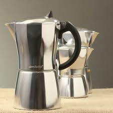 espresso coffee aerolatte moka pot stovetop espresso coffee maker