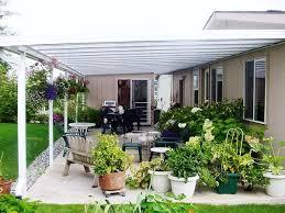 Transparent Patio Roof Transparent Patio Covers Canton Aluminum