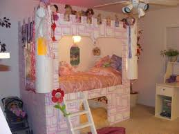 Little Girls Bunk Bed by Bedroom Princess Little Girls Bedroom Ideas Matched With Little