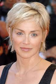 sharon stone short hairstyles as your inspirations short black