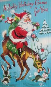 375 best vintage santa images on pinterest retro christmas