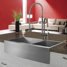 Best Pull Down Kitchen Faucet by Best Pull Down Kitchen Faucet Stainless Steel For Interior